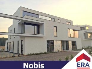 Luxueus nieuwbouwproject van 14 energiezuinige en kwalitatief afgewerkte appartementen in de stadsrand van Herk-de-Stad (Berbroek).Dit project bestaat