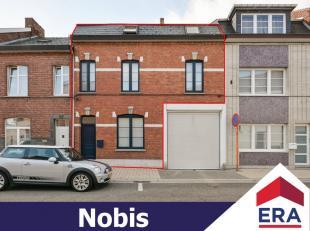 Deze verrassend ruime woning met 3 (mogelijkheid tot 5) slaapkamers op een perceel van 85ca ligt nabij het stadscentrum van Hasselt.Deze woning heeft