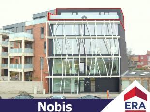 Exclusief nieuwbouw-appartement met 1 slaapkamer en 2 terrassen in het centrum van Hasselt.Dit nieuwbouw-appartement heeft een bewoonbare opp. van 90