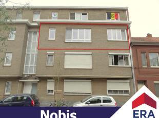 Volledig gerenoveerd en lichtrijk appartement met 2 slaapkamers en kelder in het centrum van Hasselt.Dit appartement heeft een bewoonb. oppervlakte va