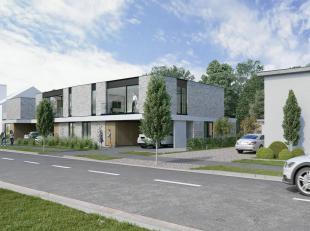 Exclusief gelijkvloers appartement met 3 slaapkamers, terras en tuin op toplocatie te Stevoort (Hasselt).Residentie De Bem is een uniek project van ee