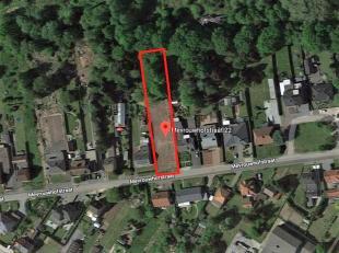 Residentieel gelegen bouwgrond voor open bebouwing van 17are 55ca op een goede locatie in Kuringen (Hasselt).Stedenbouwkundige voorschriften:Hoofdbest