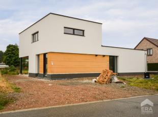 Moderne, af te werken nieuwbouwwoning met 2 slaapkamers en mooie zuidelijk georiënteerde tuin, zeer rustig gelegen te Stevoort.Deze woning is gel