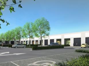 Binnen de retailzone La Corbeille is er een mogelijkheid voor KMO-units met toonzaal en winkelruimtes.<br /> <br /> De KMO-units met toonzaal zijn mog