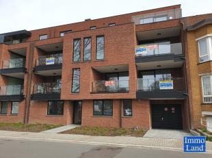 Nieuwbouw duplex appartement 2 slaapkamers, gezellig terras en ondergrondse parking net buiten de grote ring van Hasselt en met de vlotte verbinding m