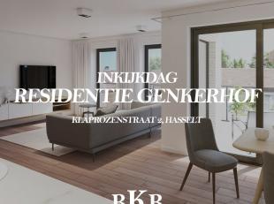 Wil je weten hoe je toekomstig nieuwbouwappartement er in het echt uitziet? De werken aan Residentie Genkerhof zijn nog maar net gestart, maar in de K
