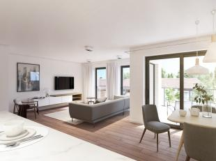 Residentie Genkerhof: 70% beschikbaar - BEN-appartementen - oplevering februari 2021<br /> <br /> Mooi 2-slpk appartement (107 m2) met zicht op zuidge