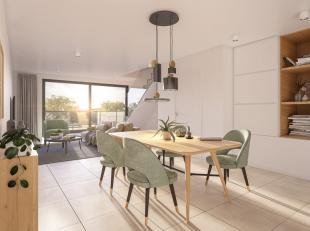 Residentie Genkerhof: 70% beschikbaar - BEN-appartementen - oplevering februari 2021<br /> <br /> Knappe duplex penthouse (116 m2) met mooi zuidgerich