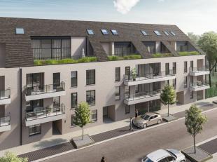 Residentie Genkerhof: 70% beschikbaar - BEN-appartementen - oplevering februari 2021<br /> <br /> Mooi 2-slpk appartement (107 m2) met zuidgericht t