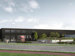 De loods is gelegen in een gerenoveerd bedrijfsgebouw te Brugge en is momenteel verhuurd tot april 2020. Unieke kans door het geringe aanbod in en ron
