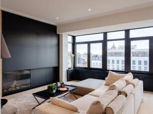 Leven en genieten in het hartje van de stad! Dit stijlvol appartement is gelegen aan de Frankrijklei op slechts enkele stappen van de Meir, het Centra