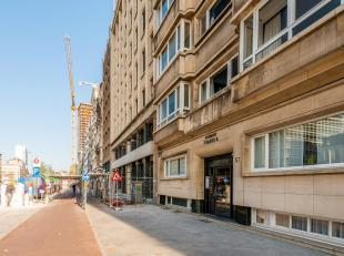 Welkom in dit gelijkvloers art-deco appartement in het centrum van Antwerpen. De werken aan het nieuw aangelegde Operaplein zijn eindelijk afgerond en