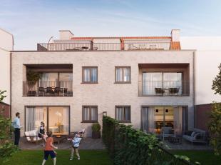 Prachtig nieuwbouwappartement op unieke locatie in Terhagen temidden van de Rupelstreek.<br /> Dit gelijkvloerse appartement metruimterras<br /> maakt