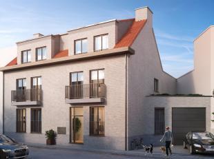 Het prachtige nieuwbouwproject Residentie OSCAR bevat vijf appartementen op een unieke locatie in Terhagen temidden van de Rupelstreek. De centrale li