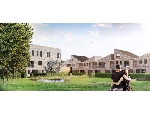 Appartement te koop in Heusden, € 197.750