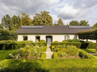 Voor uitgebreide info, surf naar www.SWEVERS.be! - Op zoek naar een centraal gelegen woning met een prachtige tuin? Dan is deze gezinswoning zeker en