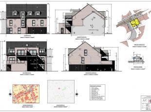 Projectgrond in het centrum van Bree met vergunde plannen voor 5 appartementen.<br /> <br /> De vergunning is inmiddels afgeleverd.<br /> <br /> Inclu
