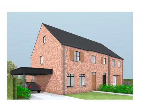 Maison unifamiliale à vendre à Hechtel-Eksel, € 252.500
