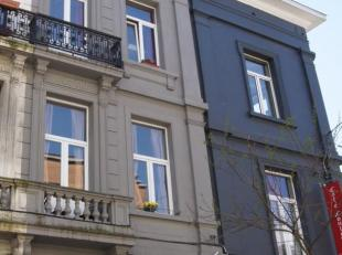 Haut de Saint-Gilles, à proximité du quartier du Châtelain et de toutes les commodités, charmant appartement de +/- 45 m&su