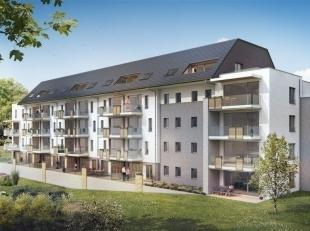 """La résidence """"Willow"""", idéalement située à l'entrée de la ville de Mons (Maisières) et en face du SHAPE. La"""