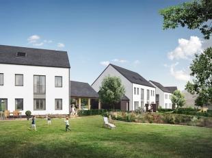 """Nivelles Nord, dans le cadre privilégié et calme du quartier  """"Campagne du Petit Baulers"""". Nouvelles maisons """"clé sur porte"""" &agr"""