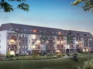 """Nouveau projet d'appartements, la résidence """"Redwood"""" est  idéalement située à l'entrée de la ville de Mons (Maisi&"""