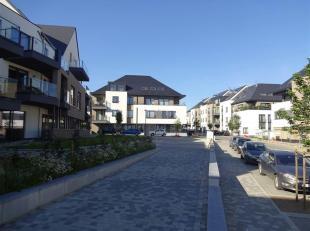 """Nivelles, dans le quartier """"Campagne du Petit Baulers"""",   commerce / surface de bureaux de 148  m² sis au rez-de-chaussée d'un nouvel imme"""