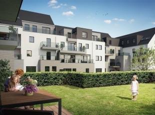 Nivelles Nord, nouveau projet situé dans le superbe cadre du quartier « Campagne du petit Baulers ». Les appartements, de 1 &agrave