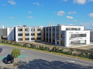 Deze kantoren worden grondig gerenoveerd en zijn per plateau van ca. 1.100m² te huur, op het gelijkvloers is er nog een ruimte van 650m² bes