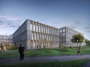 Deze hoogwaardige nieuwbouwkantoren maken deel uit van een prachtig project waar wonen en werken in een groene omgeving mogelijk gemaakt wordt. De sit