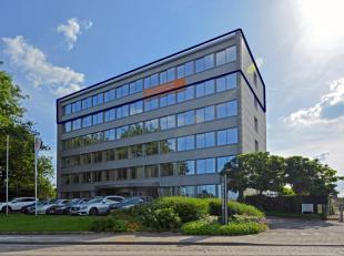 Het Toemaattragel gebouw ligt aan de oevers van de Schelde in het verlengde van de Stropkaai. De kantoren hebben een uitstekende omsluiting via de E17
