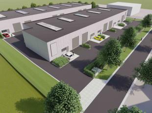 Reeds 7/11 verkocht! Dit project omvat 11 nieuwbouw KMO-units met een grootte vanaf 267m² tot 346,2m² en is gelegen op een uitstekende locat