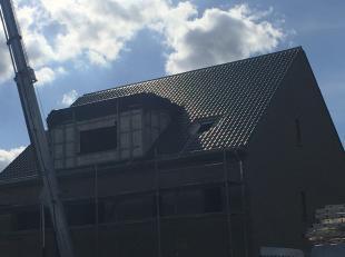 Beschrijving Dakappartement Lommel.<br /> <br /> Dit mooi dakappartement van 99m² met luxe afwerking op wandelafstand van het centrum van Lommel