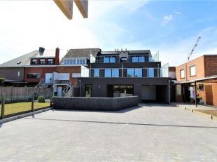 Prachtig NIEUWBOUW appartement van 120m² met 2 à 3 slaapkamers op het gelijkvloers in een gebouw van 2 hoog op wandelafstand van het dorp