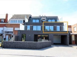 2 identiek Prachtige NIEUWBOUW appartementen van 70m² met 2 slaapkamers op de eerste verdieping in een gebouw van 2 hoog op wandelafstand van het