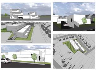 Verkoop van projectzone gelegen aan de Emmelenhoek in de woonkern van Hamont-Achel op 800m van het centrum op een totale oppervlakte van 38a63ca.<br /