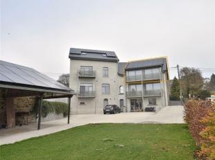 VAUX-SUR-SÛRE (Rosière-la-Petite): Appartement basse énergie avec panneaux photovoltaïques, situé au 1er étage