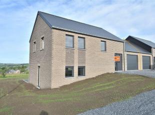 LONGCHAMPS (Monaville): Nouvelle villa tout confort située dans un environnent calme et verdoyant non loin de Bastogne et des grands axes routi