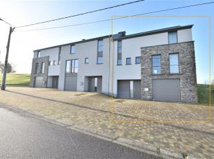 OPTION -OPTION - OPTION - SIBRET (Villeroux): Construction de 2012, trois façades avec garage, terrasse et jardin, située à proxi