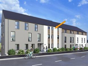 VAUX-SUR-SURE : Appartement 2 ch. d'une surface de 76,22 m² jouissant d'une belle terrasse orientée plein sud de 6,54 m². Il se situe