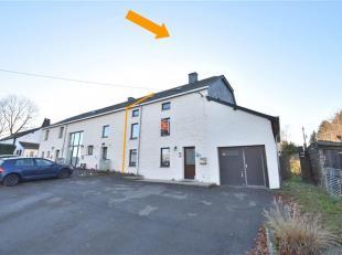 SAINTE-ODE (Amberloup): Maison d'habitation 3ch. ou + avec garage érigée sur une parcelle de +- 10ares (mesurage en cours). Elle compren