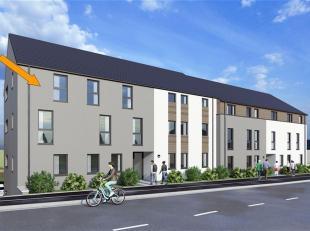 VAUX-SUR-SURE : Appartement 3 ch., 3 façades, d'une surface de 91,13 m² et jouissant d'une belle terrasse orientée plein sud de 6,8