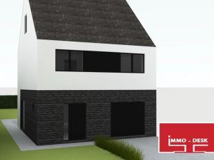 Maak kennis met deze moderne, nieuw te bouwen halfopen bebouwing,  centraal gelegen in Sint-Gillis-bij-Dendermonde, op een terrein van 405 m². De