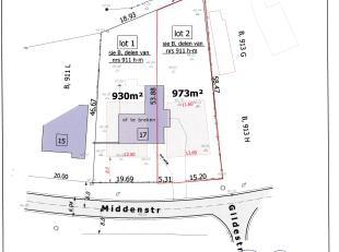ZEER MOOI PERCEEL BOUWGROND VOOR OPEN BEBOUWING OP 9 A 73 CA.<br /> <br /> Zeer mooi perceel bouwgrond voor open bebouwing.  Het perceel is residentie