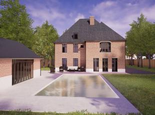 We willen energiezuinige woningen met een klassieke doch hedendaagse architectuur, duurzame materialen en een luxueuze afwerking. Een knusse plek om e
