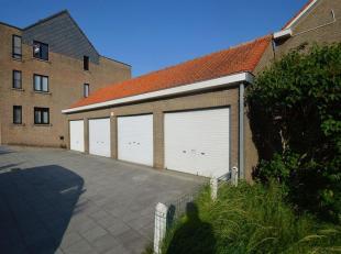 Garage à vendre                     à 8380 Zeebrugge