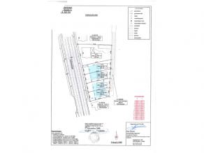 Bouwgrond - lot 2 - voor half open bebouwing te Beringen met een totale oppervlakte van 5a 27ca. De bouwgrond is gelegen op de Kasteletsingel, vlakbij