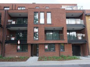 Nieuwbouw appartement gelegen op de gelijkvloerse verdieping dichtbij de oprit autostrade E313 en op enkele kilometers van Hasselt centrum. Indeling: