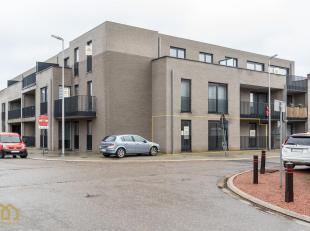 Steenkuilstraat 41/1<br /> Residentieel gelegen nieuwbouw 'The Johns'. Een modern gelijksvloers appartement van 80m² met twee slaapkamers en een