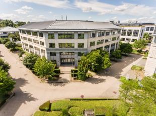RECHTSTREEKS VAN EIGENAAR - ASTRA GARDENS- Standingvol kantoorgebouw (1998)- 377 m² (bruto) gerenoveerd (verlaagd plafond, plafond, tapijt, schei